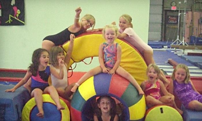 Jean's Gymnastics - Marlborough: One Gymnastics Summer Training Session at Jean's Gymnastics. Three Options Available.
