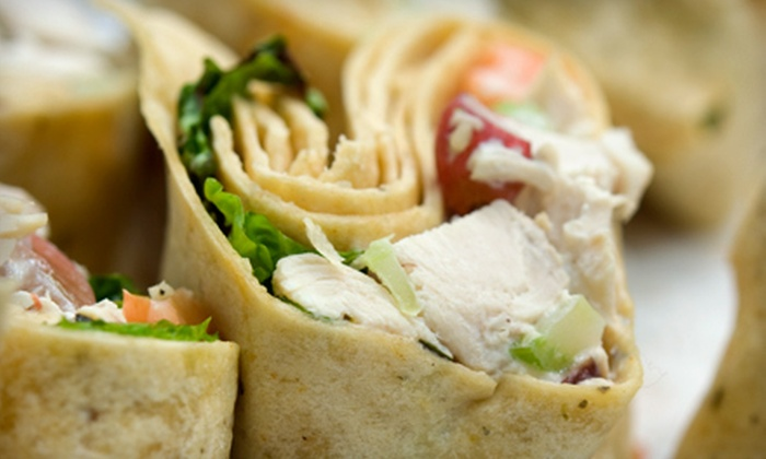 Oly's Wrap Shack - Keizer: $8 for a Wrap Meal for Two at Oly's Wrap Shack in McMinnville ($16.98 Value)