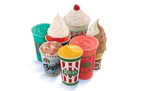 Rita's Italian Ice: $15 for Three Groupons, Each Good for $10 Worth of Frozen Treats at Rita's Ice ($30 Total Value)
