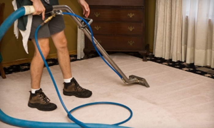 Michigan Carpet Cleaning & Restoration - Pittsfield: $69 for Two Rooms of Carpet Cleaning and Deodorizing from Michigan Carpet Cleaning & Restoration (Up to $165 Value)