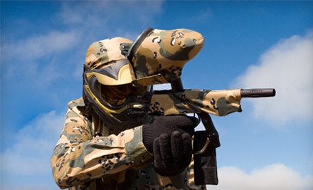 Deluxe Paintball-Outing Package for Two (a $70 value) - Paintball Country in Hamilton