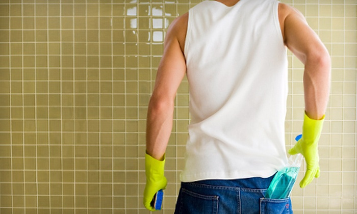 Captain Steamer Carpet Cleaner - Richmond: $79 for Tile-and-Grout Cleaning and Sealing from Captain Steamer (Up to $170 Value)