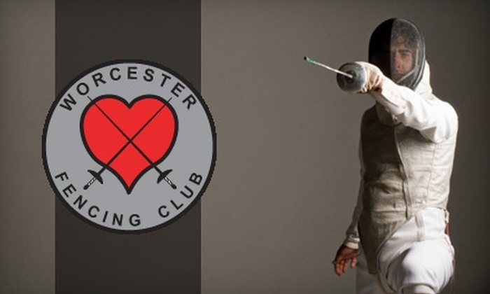 Worcester Fencing Club - Webster Square: $49 for a Seven-Week Introductory Fencing Course at Worcester Fencing Club (Up to $170 Value)