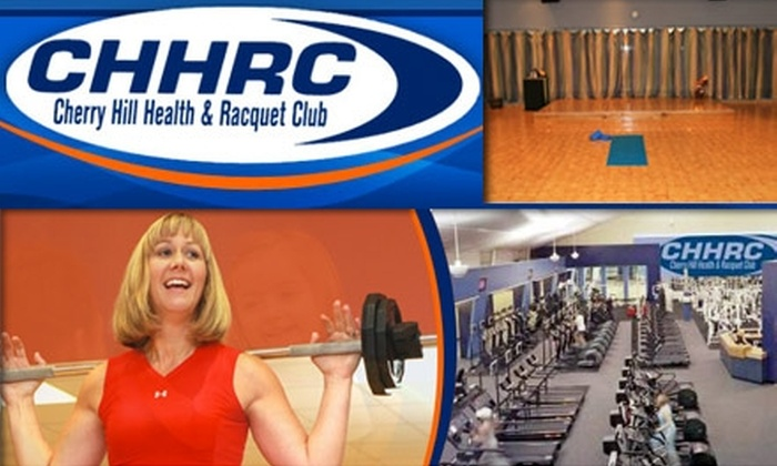 Cherry Hill Health & Racquet Club - Cherry Hill: $49 for Quickfit Program at Cherry Hill Health & Racquet Club ($99 Value)