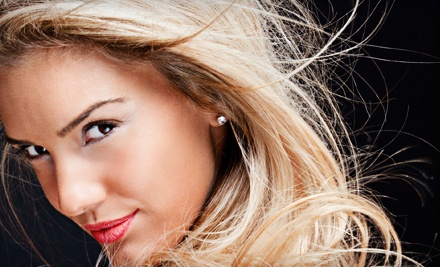 Haircut, Style, and Hair Gloss (an $80 value) - True Colors Hair Salon in Tampa