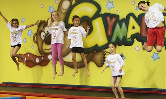 Gymalaya - Multiple Locations: Eight-Week Children's Gymnastics Course or Two Days of Summer Camp at Gymalaya (Up to 71% Off)