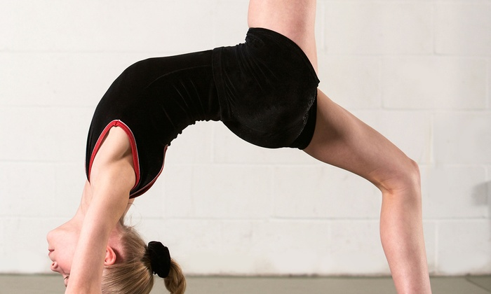 Athletic Perfection - Tracy: One or Three Months of Tumbling Classes at Athletic Perfection (50% Off)
