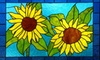 Rainbow Vision Stained Glass - Penbrook: Two-Hour Introductory Stained-Glass Workshop for One or Two at Rainbow Vision Stained Glass (Up to 55% Off)