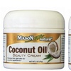Coconut Oil Beauty Cream (2-Pack of 2-Oz. Tubs)