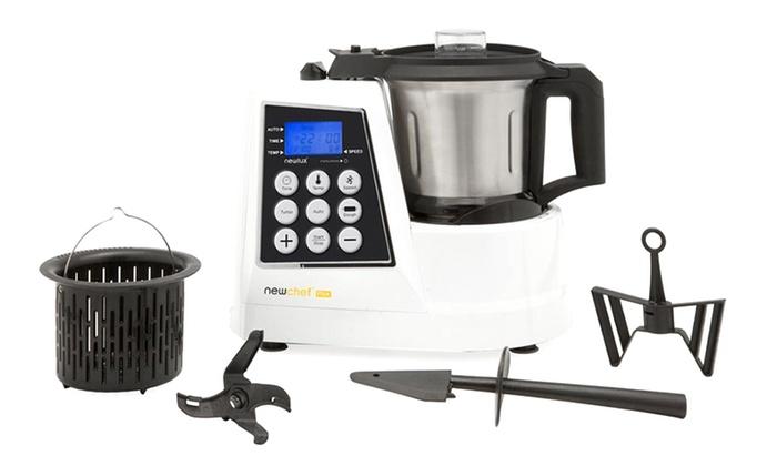 Robot da cucina newchef groupon goods - Robot da cucina con cottura ...