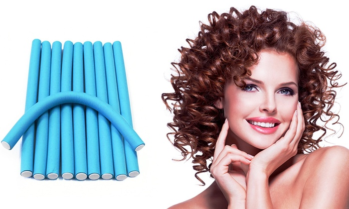 foam curlers how to use