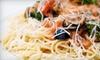 Paparazzi Restaurant and Bar - Valparaiso: $15 for $30 Worth of Italian Fare for Dinner at Paparazzi in Valparaiso