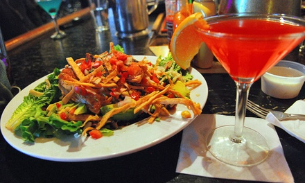 Weekend Brunch or Dinner and Drinks at Fireside Restaurant & Lounge (Up to Half Off)