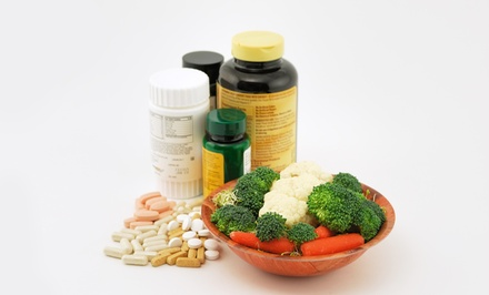 C$20 for C$40 Worth of Vitamins and Supplements at Zeus Nutrition & Supplements