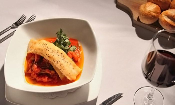 Pearl Restaurant & Lounge - Providence: Contemporary Cuisine at Pearl Restaurant & Lounge. Two Options Available.