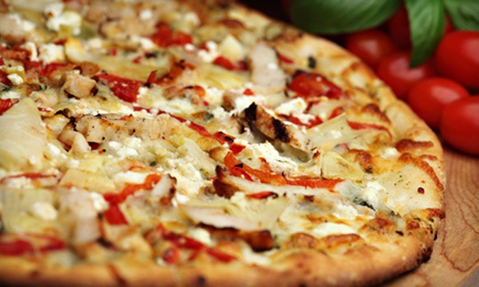 Roma's Italian Restaurant  - The Gardens: Italian Food and Pizza at Roma's Italian Restaurant (Half Off). Three Options Available.