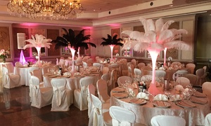 Super Sweet Sixteens: Eight- or Ten-Feather Table Centerpiece Rental from Super Sweet Sixteens (53%Off)