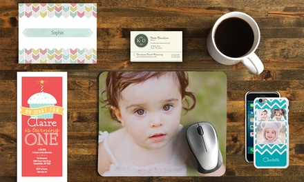 C$27 for C$70 Worth of Custom Printed Goods from Vistaprint.ca