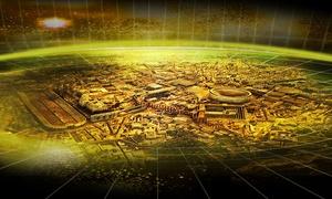 Time Elevator Experience: Time Elevator Experience - viaggio multisensoriale attraverso la storia di Roma Antica e la nascita della Terra