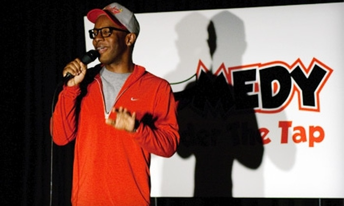 Comedy Under The Tap - Oswego: $25 for a 10-Event Punch Card to Comedy Under The Tap in Oswego ($50 Value)