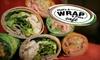 That's a Wrap & Pizza Café - Boardman: $4 for Four Pepperoni Rolls at That's a Wrap & Pizza Café ($8 Value)