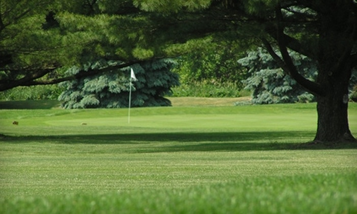 Sycamore Golf Club - Sycamore: $40 for 18 Holes of Golf for Two with a Cart at Sycamore Golf Club (Up to $86 Value)