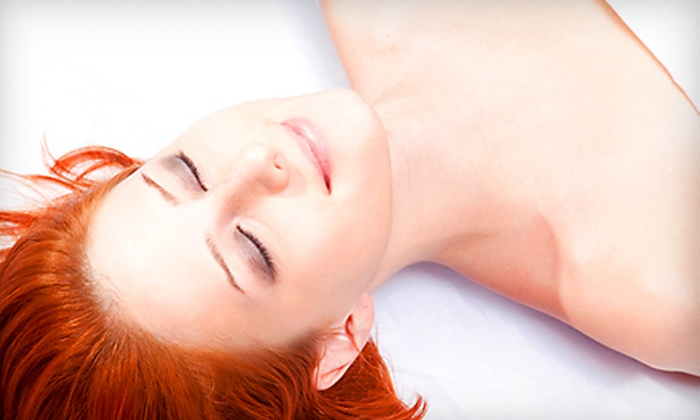 Metropolitan Aromatherapy and Relaxation Studio - Mt. Pleasant: Massage with Facial, Deluxe Spa Package, or Massage at Metropolitan Aromatherapy and Relaxation Studio (Up to 75% Off)