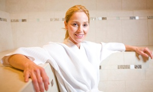 WESTON WELLNESS CLUB Home of the Smart Spa: One or Three Infrared Sauna Sessions and Body Wraps at Weston Wellness Club (Up to 51% Off)