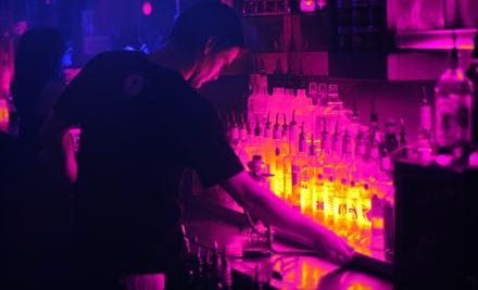 $30 Groupon to Torch Velvet Lounge Worth of Drink - Torch Velvet Lounge in Charleston