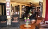 Lincoln Street Wine and Cigar Bar - Alamo Springs Ranch: Deli Fare for Two or Four at Lincoln Street Wine and Cigar Bar in Fredericksburg (Up to 61% Off)