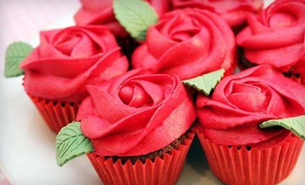 One Dozen Gourmet Cupcakes  - Just Right Cakes in St. Thomas