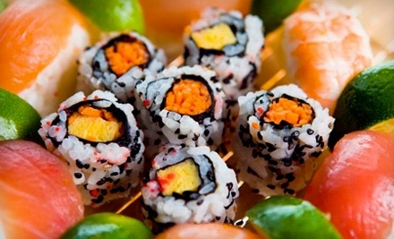 $30 Groupon to Shogun Japanese Steakhouse & Sushi Bar - Shogun Japanese Steakhouse & Sushi Bar in Midlothian