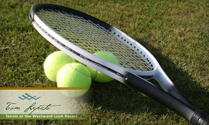 Westward Look Resort - Tucson: Four Junior Tennis Lessons at Westward Look Resort (Up to $60 Value). Two Options Available.