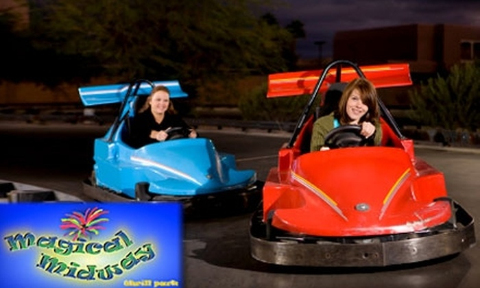 Magical Midway - Orlando: $12 for a Three-Hour Armband for Unlimited Go-Kart and Midway Rides at Magical Midway (Up to $25 Value)