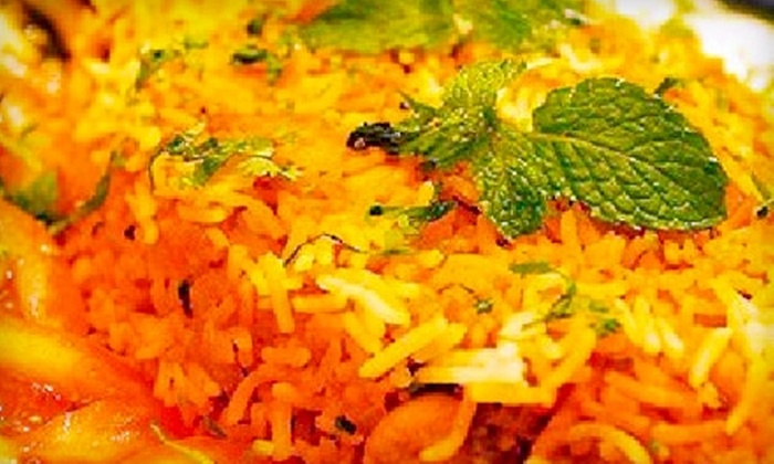 Café Roti - Watson: $15 for $30 Worth of Authentic Indian Fare and Beverages at Café Roti