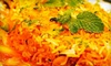 Cafe Roti - Watson: $15 for $30 Worth of Authentic Indian Fare and Beverages at Café Roti
