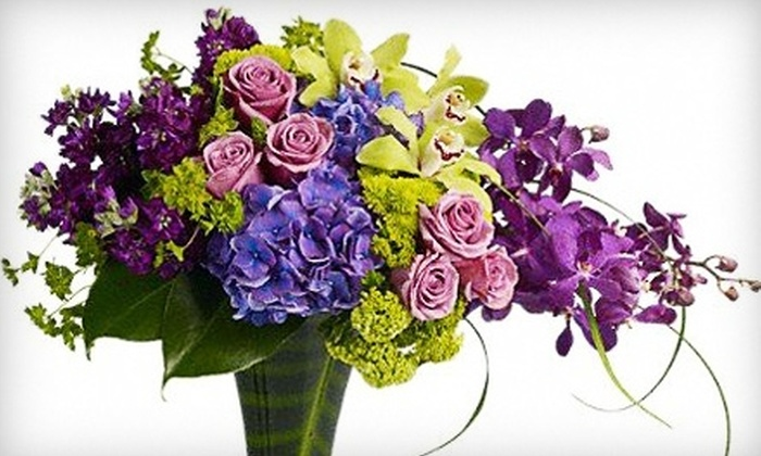 PC Floral Designs - New York: $25 for $50 Worth of Flowers & Gift Baskets or $100 for $300 Worth of Wedding Arrangements from PC Floral Designs