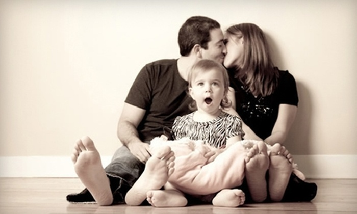 Cilento Photography - Polaris: $25 for a 30-Minute Portrait Session and Ten Photos from Cilento Photography ($190 Value)