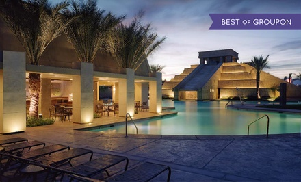 Groupon Deal: Stay in a Villa at Cancún Resort in Las Vegas, with Dates into May