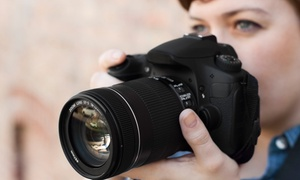 Studio 2.8: $59 for an Online Digital SLR Photography Class from Studio 2.8 ($125 Value)