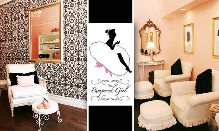The Pampered Girl - Hayes Valley: Pamper Yourself with a Joelle Mani-Pedi at The Pampered Girl