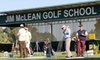 Jim McLean Golf Center - Links At Waterchase: Golf Packages with One- or Two-Hour Lessons at Jim McLean Golf Schools