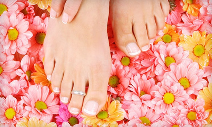 SunSera Salons - Multiple Locations: Laser Toenail-Fungus Removal for One or Both Feet at SunSera Salons (Up to 75% Off)
