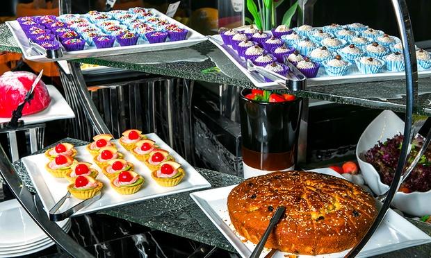 Samba brazilian steakhouse avenue k rm69 for a for Samba buffet