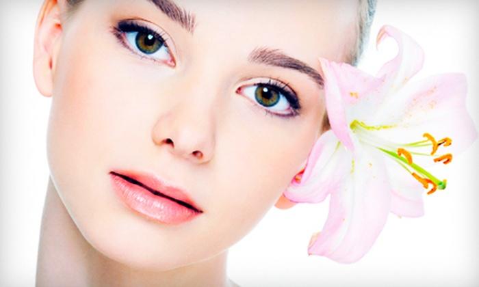Bloom Organic Body - Camas: Facial or Eyelash Extensions at Bloom Organic Body in Camas