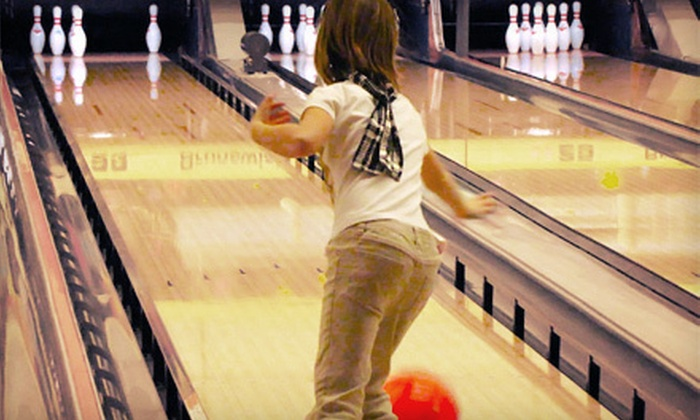 Wickliffe Lanes - Wickliffe: Bowling Outing for Two or Six at Wickliffe Lanes (Up to 72% Off)
