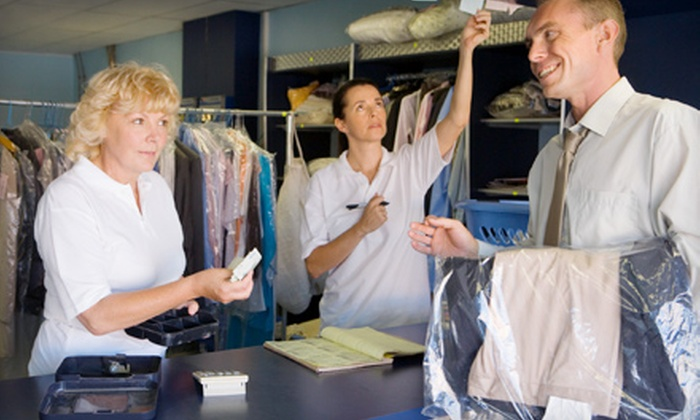 Budget Cleaners - Multiple Locations: $10 for $20 Worth of Dry Cleaning at Budget Cleaners