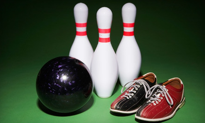 Mira Mesa Lanes - Mira Mesa Lanes: $25 for a Two-Hour Bowling Outing with Shoe Rental for Four at Mira Mesa Lanes ($62 Value)