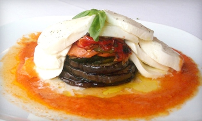 Salento Restaurant - Fitler Square: $15 for $30 Worth of Authentic Italian Cuisine at Salento Restaurant