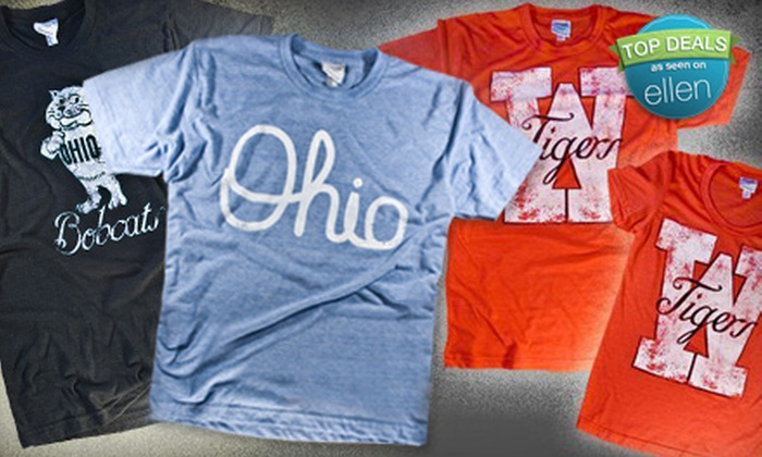 Garage Cotton: Half Off Vintage Collegiate Apparel from Garage Cotton. Choose from 2 options.